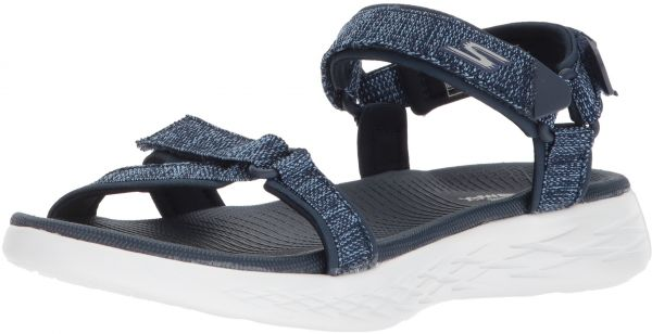 d68f8bc33cb3 Skechers Performance Women s on-The-Go 600-15315 Sport Sandal