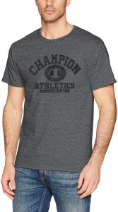 996fa3b8657 Champion Men s Classic Jersey Graphic T-Shirt