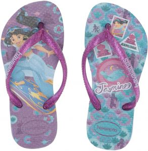 7684bc8c113e5 Havaianas Kid s Slim Princess Sandal (Toddler Little Kid)