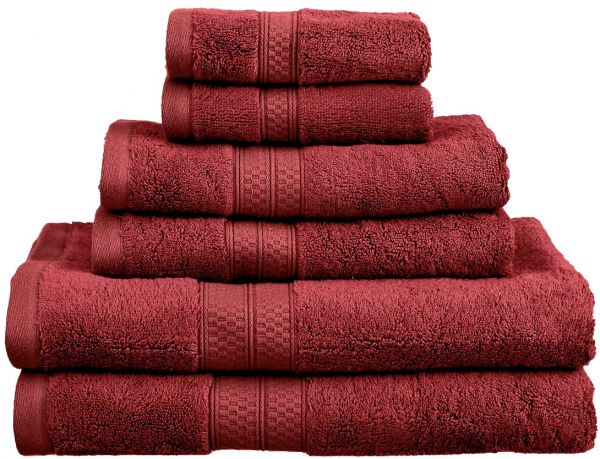 c7497f461e5f Superior Rayon from Bamboo and Cotton Bathroom Towels