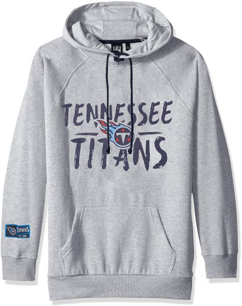 Top Icer Brands NFL Tennessee Titans Women's Fleece Hoodie Pullover  hot sale