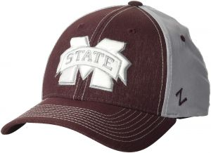 010fd68e ZHATS NCAA Mississippi State Bulldogs Men's Clash Waterproof Performance Cap,  X-Large, Maroon