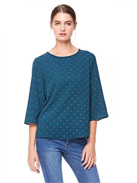 ONLY Blouse Top for Women - Green