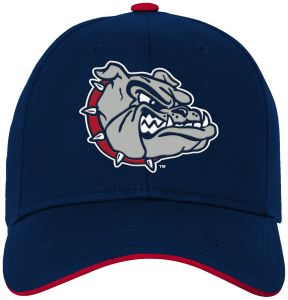 NCAA Gonzaga Bulldogs Kids   Youth Boys Basic Structured Adjustable Hat 345c8a87816d
