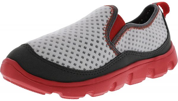 crocs Duet Sport Mesh Graphite   Flame Ankle-High Slip-On Shoes - 2M ... 304983637