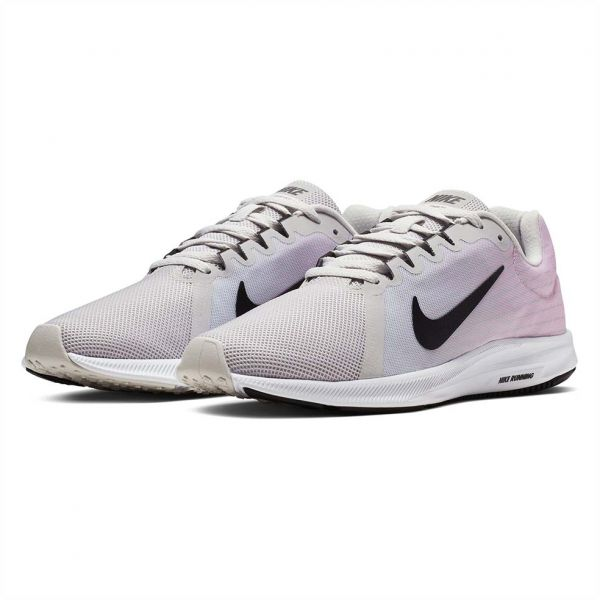 d1b8ae6b587a8 Nike Downshifter 8 Running Shoes for Women - Vast Grey Pink. by Nike