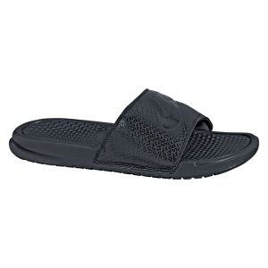 f1d74eda447bc9 Nike Benassi JDI Slide Slippers for Men - Black