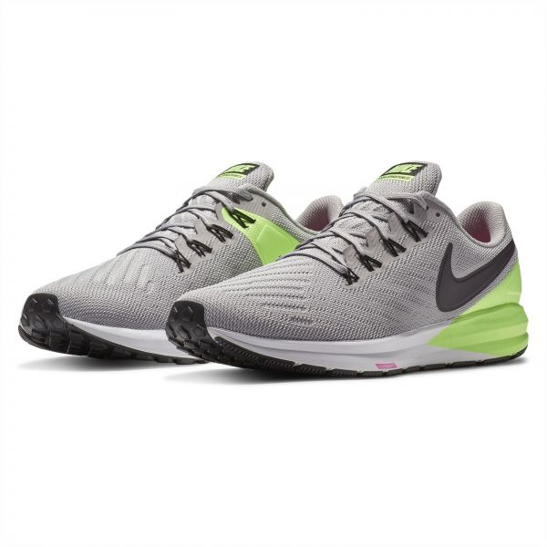 c216a0c7e3a8 Nike Air Zoom Structure 22 Running Shoes for Men - Atmosphere Grey ...
