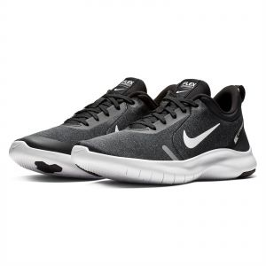 ce53ea9c42f2 Nike Flex Experience RN 8 Running Shoes for Women - Black Grey Reflect