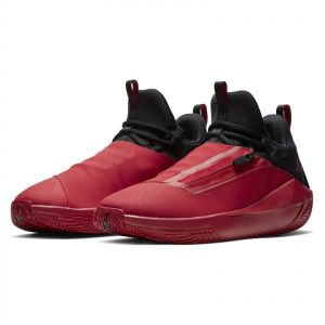 detailed look 9a1d8 44c93 Nike Jordan Jumpman Hustle Basketball Shoes for Men - Gym RedBlack