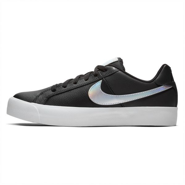 c01b5be80 Nike Court Royale ac Sports Sneakers for Women - Black White