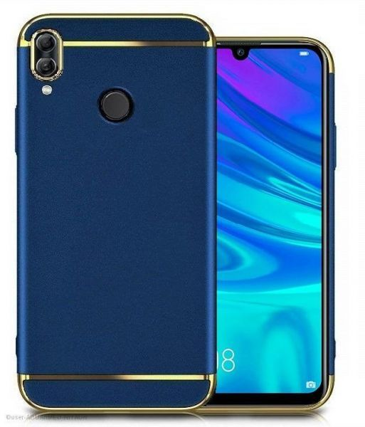 sale retailer b6a0f 95884 Huawei P Smart 2019 Blue Hard PC Case Cover