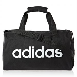 adidas Polyester Duffle Bag For Men,Black - Sport   Outdoor Duffle Bags 71732f5f30