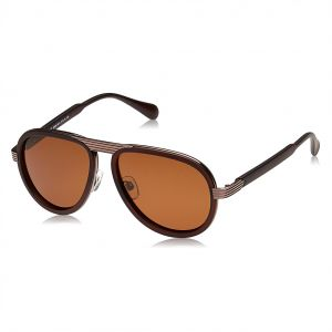 2210617e56 TFL Aviator Sunglasses for Men - Brown