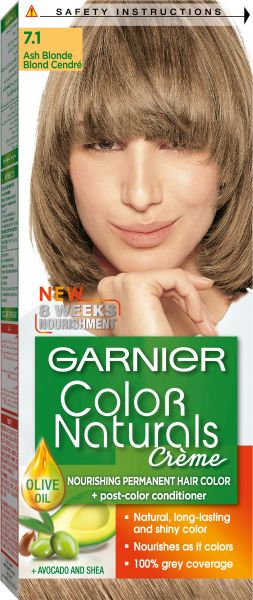 Garnier Color Naturals 71 Ash Blond Souq Uae