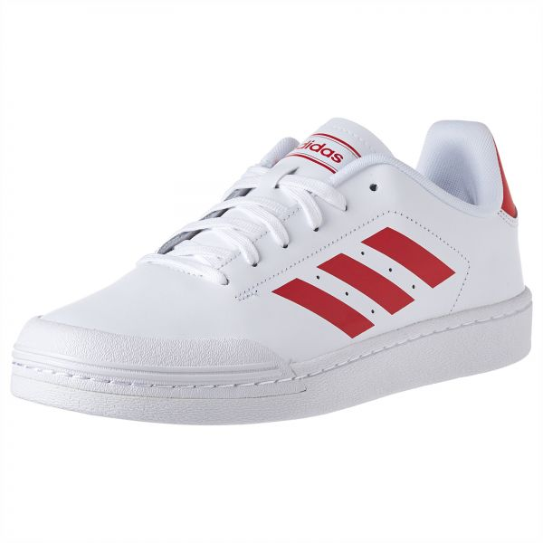 newest 2ace3 ffaa5 adidas Court 70S Fashion Sneakers for Men - WhiteScarle  Sou