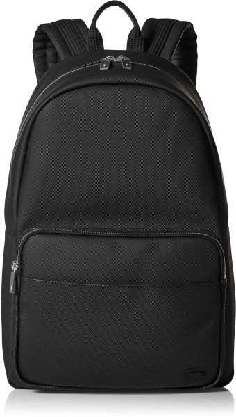 2238a46abde7ac Lacoste Outdoor Backpack for Women -Black