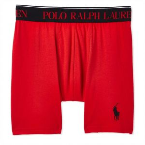 482dd5043e72 Polo Ralph Lauren Stretch Jersey Boxer for Men - Rl2000 Red