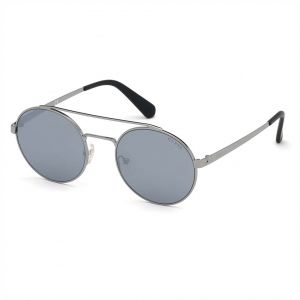 584f7294cd56 Guess Round Shaped Sunglasses for Men - Gradient Smoke