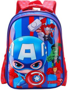 3575ee2d30b3 ... Boy Children School Backpack - Pretty 38x26x14 CM Burdeon-released