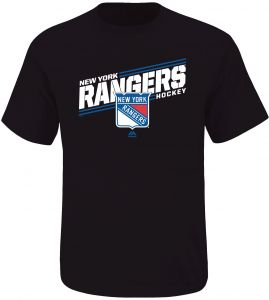 bf802049d NHL New York Rangers Youth Team Graphic Synth Tee
