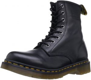 0af8a7b1ee Dr. Martens Womens 1460W Originals Eight-Eye Lace-Up Boot