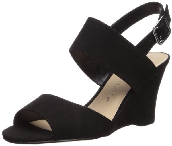 f7aaec6bc Athena Alexander Women s Slayte Wedge Sandal