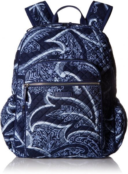 e00025e5bd22 Vera Bradley Iconic Campus Backpack