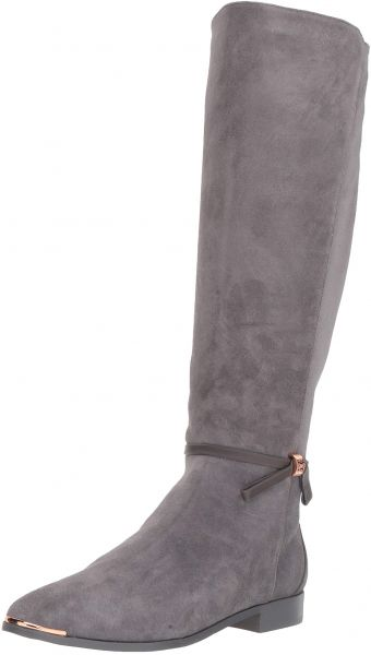 e00383ee660e Ted Baker Women s LYKLA Over The Knee Boot