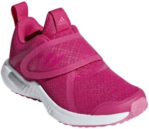 buy popular f604d 695c4 adidas Fortarun X CF K Running Shoes for Kids - Real Magenta Semi Solar  Pink FTWR White