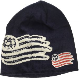 754acb3c0c2 adidas MLS New England Revolution Men s Glow in The Dark Knit Beanie