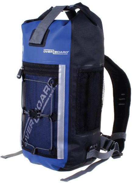 3dfad459c87 OverBoard Waterproof Pro-Sports Backpack, Blue, 20-Liter