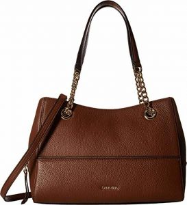 b067f65cdf Calvin Klein Womens Pebble Satchel