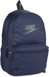 d883355414737 Nike Heritage Sport Backpack For Unisex - Navy. by Nike, Backpacks -