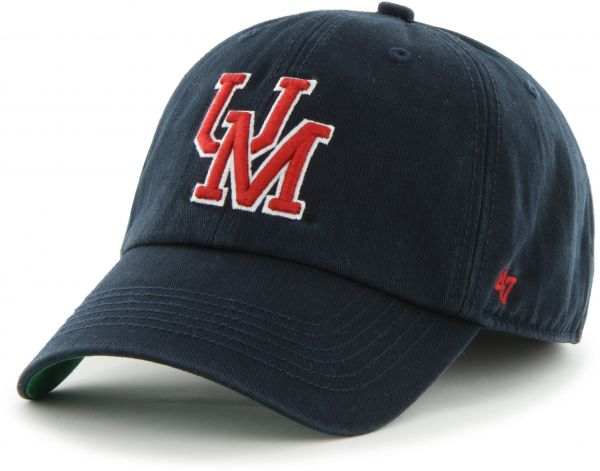 e3a42eebcb544  47 NCAA Mississippi Ole Miss Rebels Franchise Fitted Hat