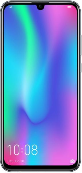 Honor 10 Lite Dual Sim - 32GB, 3GB RAM, 4G LTE, Midnight Black