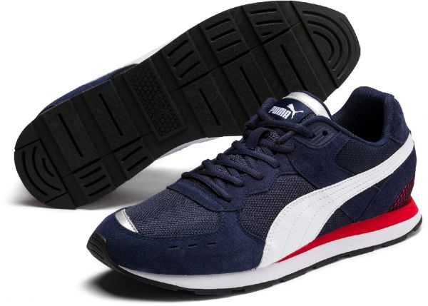 photos officielles 7a0e0 ca4a0 Puma Vista Running Shoes for Men , Dark Blue Size - 42 EU