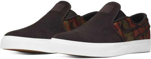 online retailer da47d aeab8 Nike Zoom Stefan Janoski Slip Prm Sneaker for Men , Multi Color -  833582-200. by Nike, Casual   Dress Shoes - Be the first to rate this  product