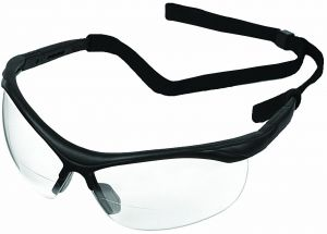 d0e81774afea ERB 16873 ERBx Safety Glasses with +2.5 Bifocal Power