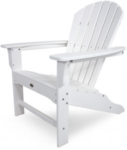 Super Trex Outdoor Furniture Cape Cod Adirondack Chair Classic White Bralicious Painted Fabric Chair Ideas Braliciousco