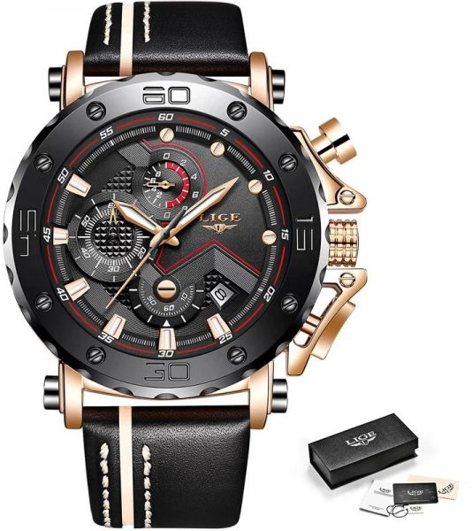 Lige Watches: Buy Lige Watches Online at Best Prices in Saudi- Souq com