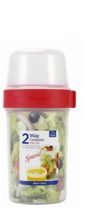 Lock&Lock TWO-WAY TWO WAY TWIST Container LLS222 (560ml&310ml)