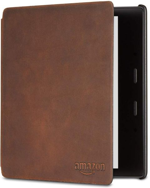 Kindle Oasis Premium Leather Cover Compatible with 9th and 10th generation