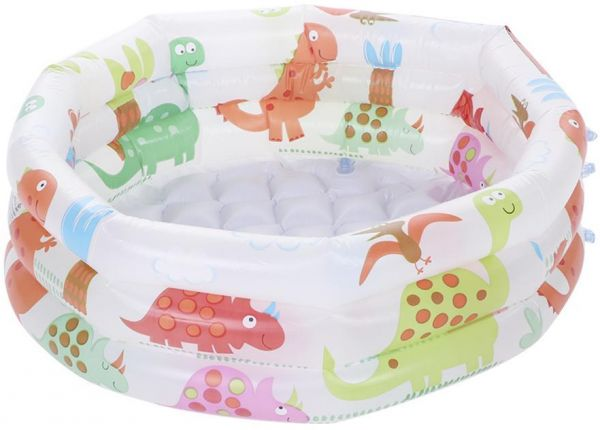 Inflatable Blow Up Children Swimming Pool Bathtub Baby