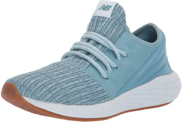 code promo 033c4 6c6ce New Balance Cruz Decon Sneaker For Women (BLUEFOG )571( - 23.5)