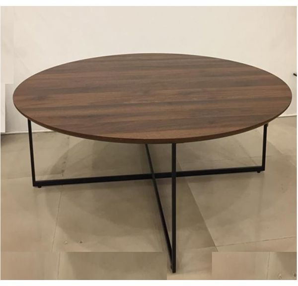 Coffee Table Round Shaped
