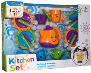 Sunmir Toys Kitchen Set Toy For Kids 20 Pieces Buy Online At