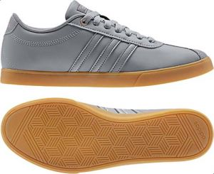 Adidas Courtset Suede Leather-Accent