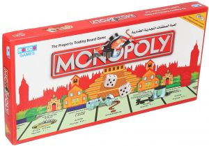 Rocco Games 6609 Monopoly Trading Board Game For 2 6 Players Multi Color Buy Online Toys At Best Prices In Egypt Souq Com