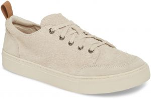 TOMS Suede Lace-Up Sneakers with